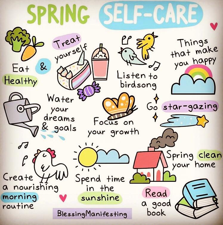 Care tips self 40 Self